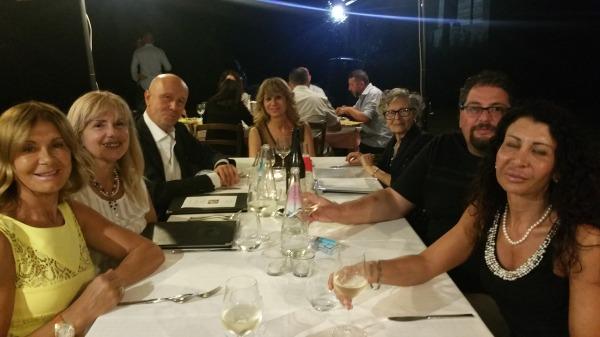 VIAGGIO CON LEONARDO FERRARA DINNER