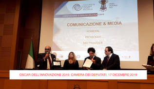 KATIA FERRI MELZI D'ERIL OSCAR INNOVAZIONE 2019 CAMERA DEI DEPUTATI ROMA