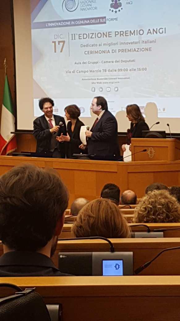 Ministro dell'Innovazione Paola Pisano