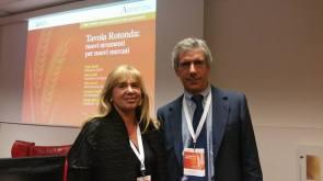 con Paolo Barilla al forum sulle Commodity Agricole nel 2018